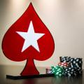Troféu de Poker/Pôquer em Acrílico Série Dark Red | Top Troféus – Troféus, Medalhas e Placas Personalizadas