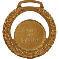 Medalha Louro I BZ | TOP TROFÉUS