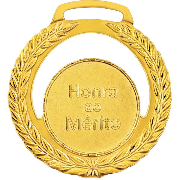 Medalha Louro I DO | TOP TROFÉUS