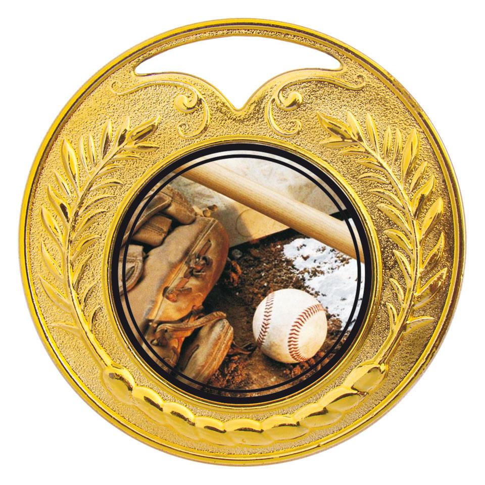 Medalha 10 ouro Adesivo | TOPTROFÉUS
