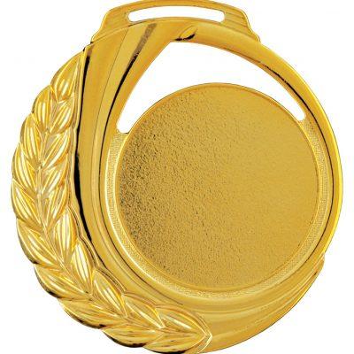 Medalha 13 ouro lisa | TOPTROFÉUS