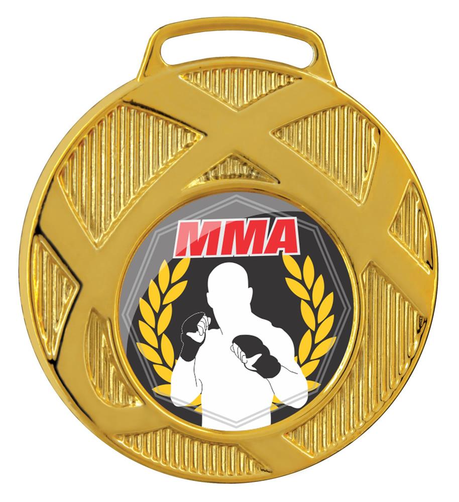 Medalha 02 ouro Adesivo | TOPTROFÉUS