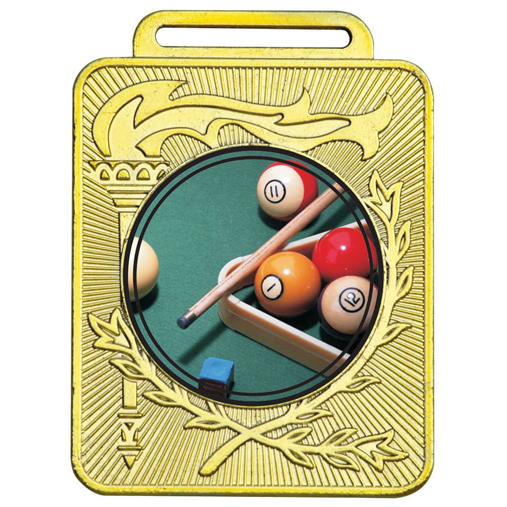 Medalha 14 ouro Adesivo | TOPTROFÉUS