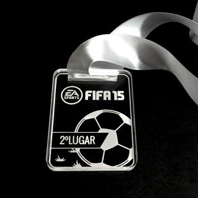 Medalha FIFA 15 | TOPTROFÉUS
