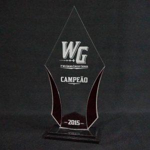 Troféu Campeão We Grind – GAM0011