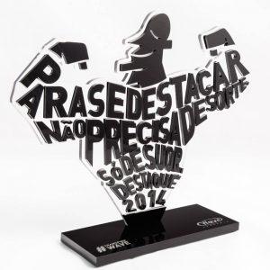 Troféu Destaque da Academia – COR0001