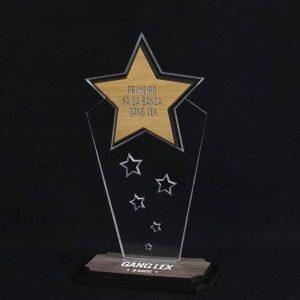 Troféu Música Fã Estrela – MUS0006