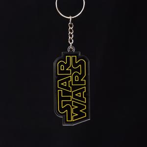 Chaveiro Star Wars Logo
