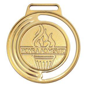 Medalha Tradicional Honra Mérito 40000 | Top Troféus