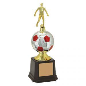 Troféu Bola Futebol 500962 -35 cm   Top Troféus