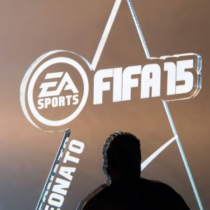 Troféu Futebol Campeonato FIFA  – GAM0003