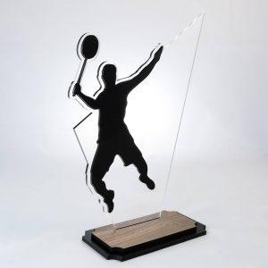 Troféu Jogador de Badminton – ESP0008